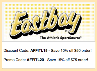 Eastbay coupon code 20 off