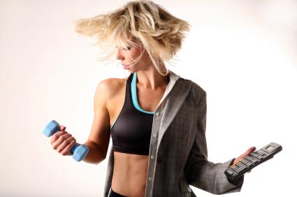 UF study shows benefits of multi-tasking on exercise