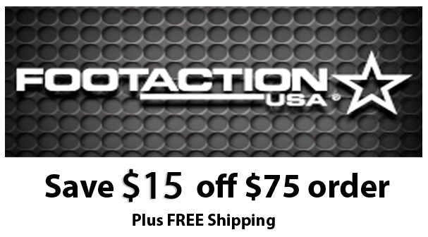 Footaction coupon code