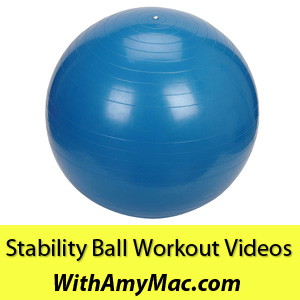 Stability Ball Workout Videos
