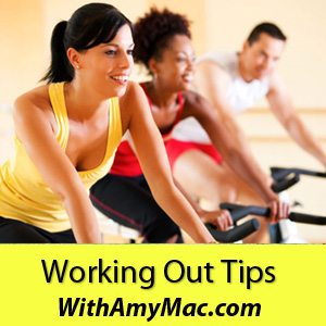 A great list of Working Out Tips